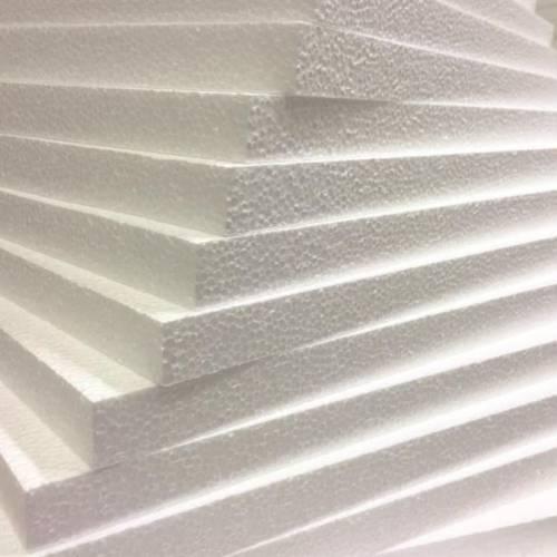 White Styrofoam Foam